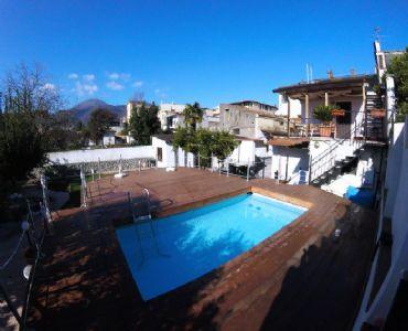 Casa VacanzeTerrazza sul Vesuvio/Pompei