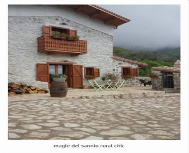 Chalet/BaitaComfort e relax in Campania
