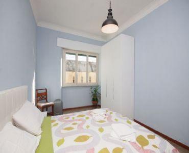Casa VacanzeQuadrilocale 3° piano centro Roma