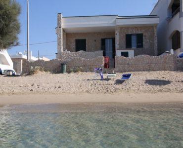 Villa VacanzeVilletta sulla spiaggia a Torre Pali
