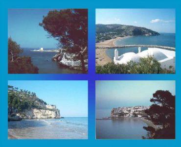 Casa VacanzeCasa vacanze al mare a Peschici / Gargano