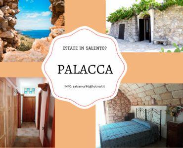 Villa VacanzePalacca, un trullo salentino doc