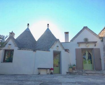 Villa VacanzeTrulli d'Itria B&B