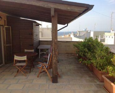 Casa VacanzePolignano a Mare Monovano Attico