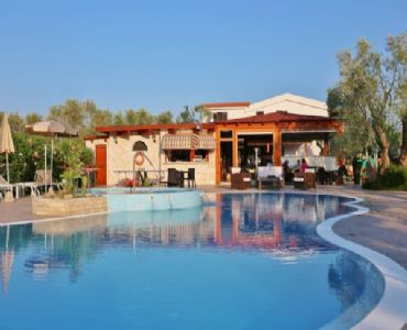 AgriturismoAgriturismo in Puglia Country House Vieste