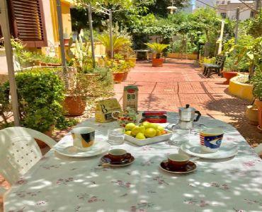 Casa VacanzeCasa Vacanza con giardino a Gallipoli