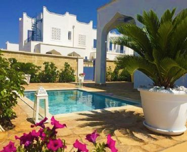 Villa VacanzeVilla Teresa con rilassante idro piscina