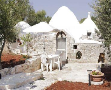 Villa VacanzeTerrantica  trullo wifi-bbq- piscina salata