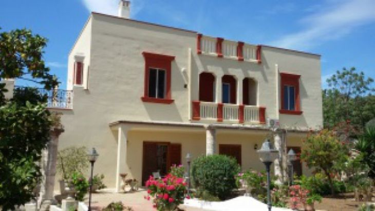 Appartamenti in villa relax vicino Gallipoli - Hotelfree.it