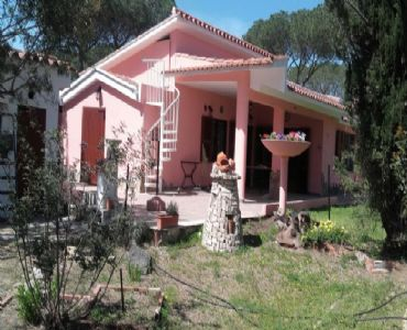Villa VacanzeElegante villa con giardino di 1500