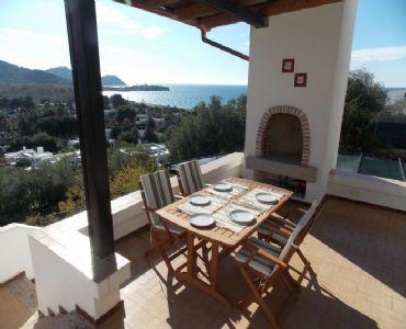 Villa VacanzePanoramica vista mare vicinissima spiaggia