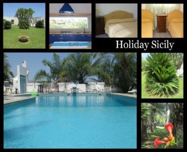 Casa VacanzeA 10 mn da Siracusa, con piscina