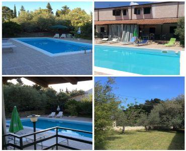 Villa VacanzeVilletta in  residence con piscina