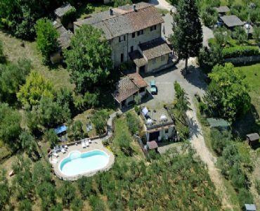 AgriturismoPodere Val di Gallo vacanze nel Chianti