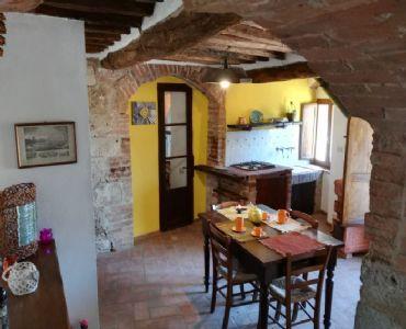 Casa VacanzeCasa Vacanze in campagna vicino Siena