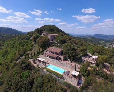 Villa VacanzePoggio alla Rocca