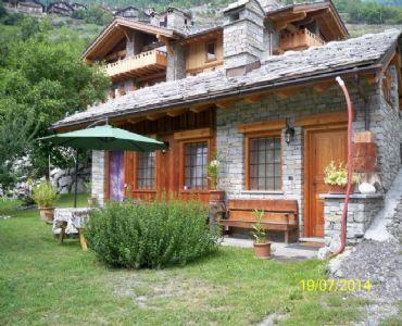 Chalet/BaitaChalet Vacanze in Valle D'Aosta