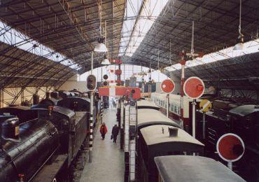 Leggi: Il Museo Nazionale Ferroviario