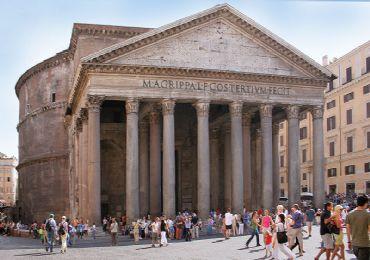 Leggi: Il Pantheon: intatto come 2000 anni fa, ecco la storia