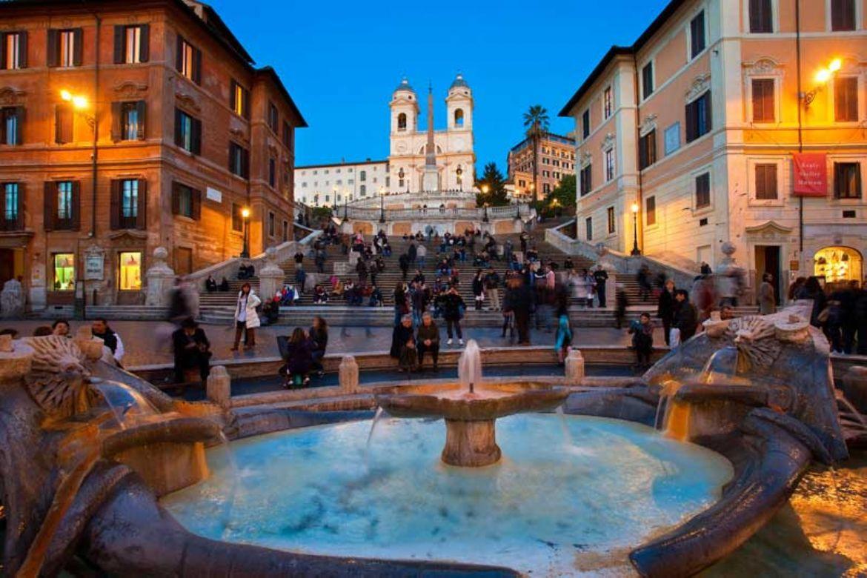 Leggi: Visitare Roma in 2 - 3 giorni