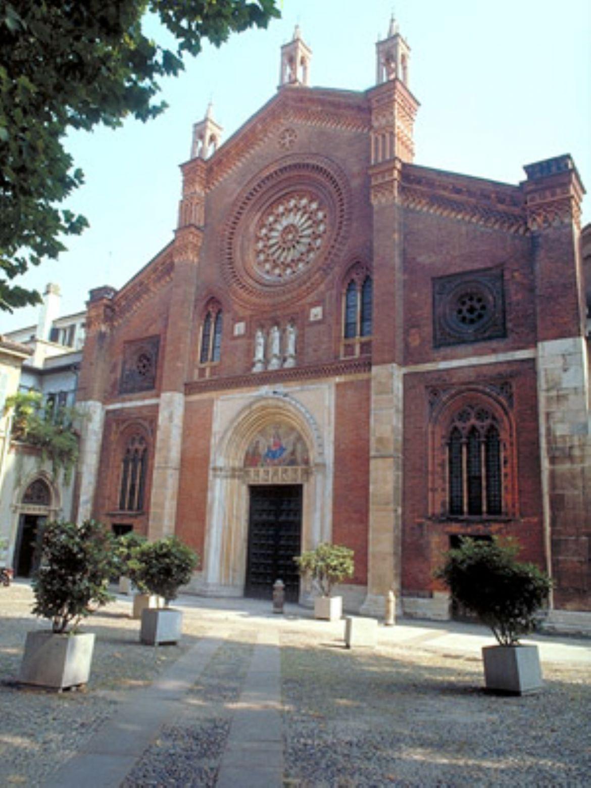 Leggi: Basilica San Marco capolavoro nel cuore di Milano