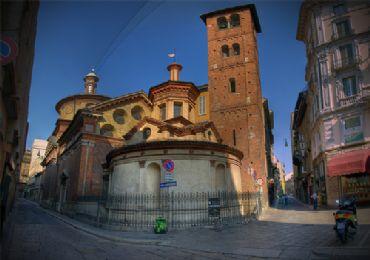 Leggi: Santa Maria  presso San Satiro