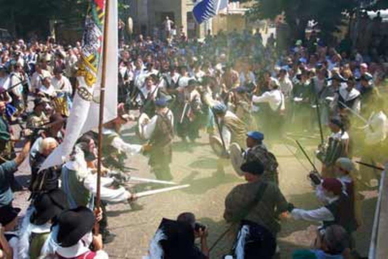 Leggi: Assedio di canelli del 1613
