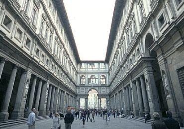 Leggi: Galleria degli Uffizi