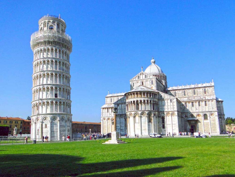 Leggi: L'incredibile Storia della Torre Di Pisa