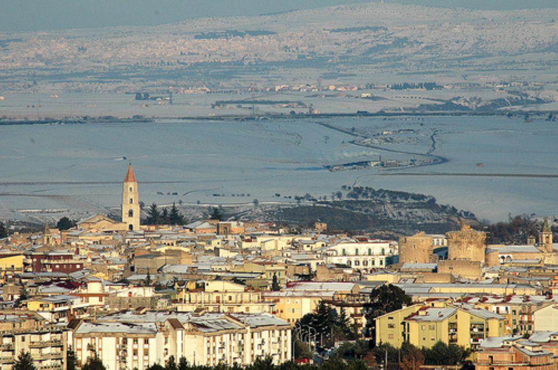 Venosa ed il famoso complesso della Santissima Trinità
