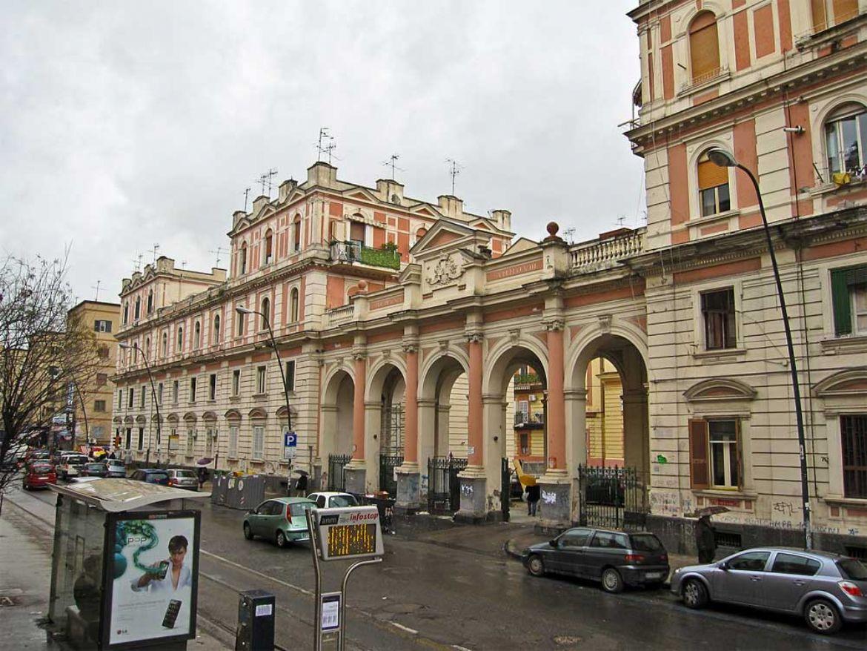 Fuorigrotta un quartiere di Napoli