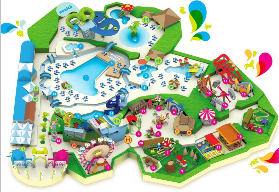 Magic World - Parco acquatico