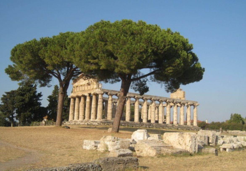 Paestum, area archeologica