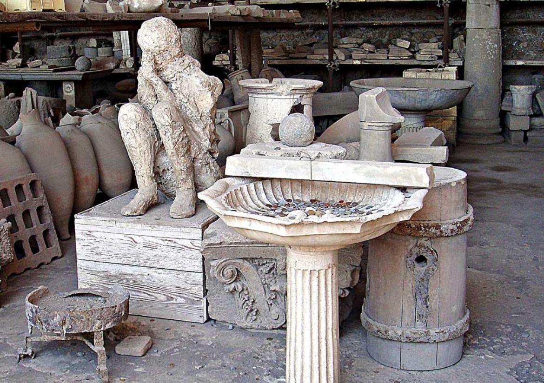 Pompei, cosa vedere nella città pietrificata