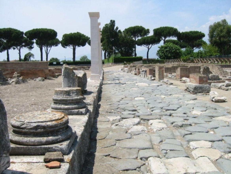 Gli scavi archeologici e la città vecchia