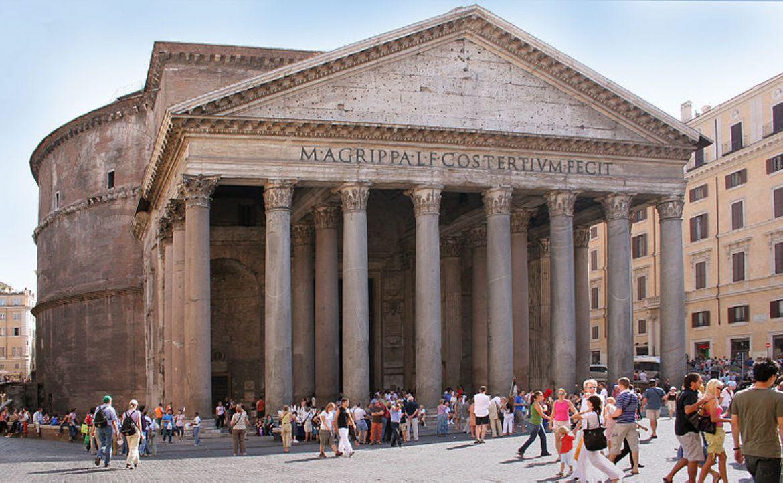 Il Pantheon: intatto come 2000 anni fa, ecco la storia