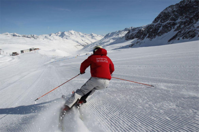 Sciare in Liguria