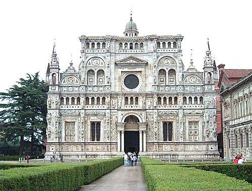 La Certosa Di Pavia Un Monastero Magnifico Da Visitare