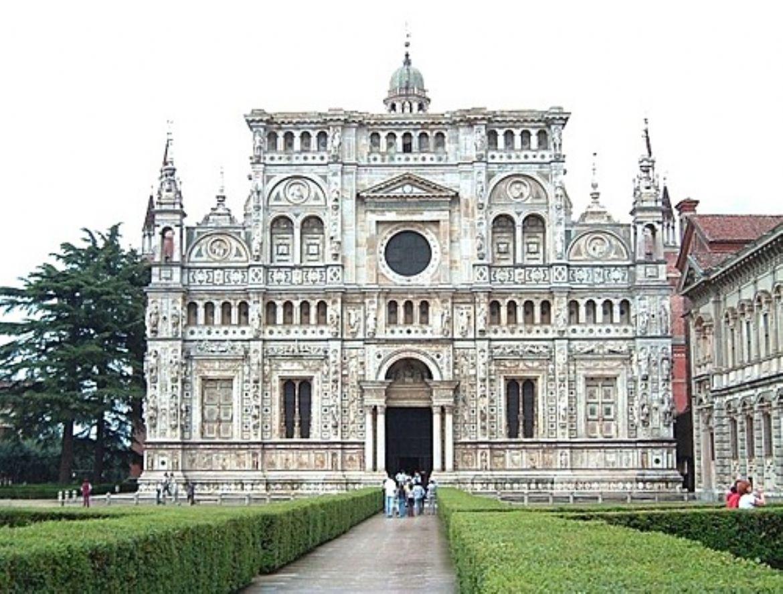 La Certosa di Pavia, un monastero magnifico da visitare assolutamente!