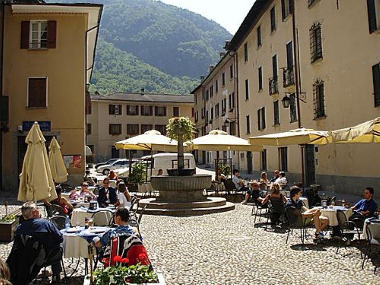 Chiavenna, splendido  splendido borgo medievale