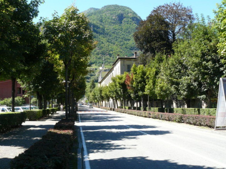 Tirano e il Bernina Express