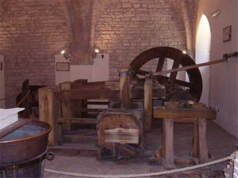 Il Museo Della Carta e Della Filigrana a Fabriano