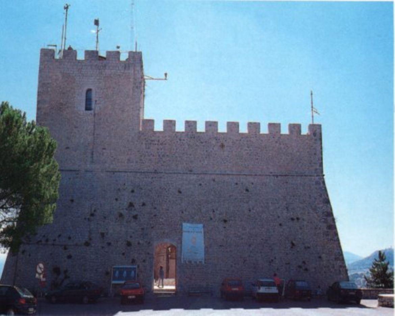 Campobasso: Il Castello Monforte