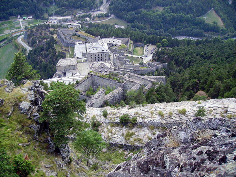 Una visita al Forte di Fenestrelle