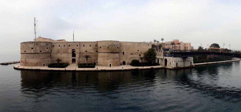 Castello Aragonese di Taranto: Storia e Curiosità da sapere