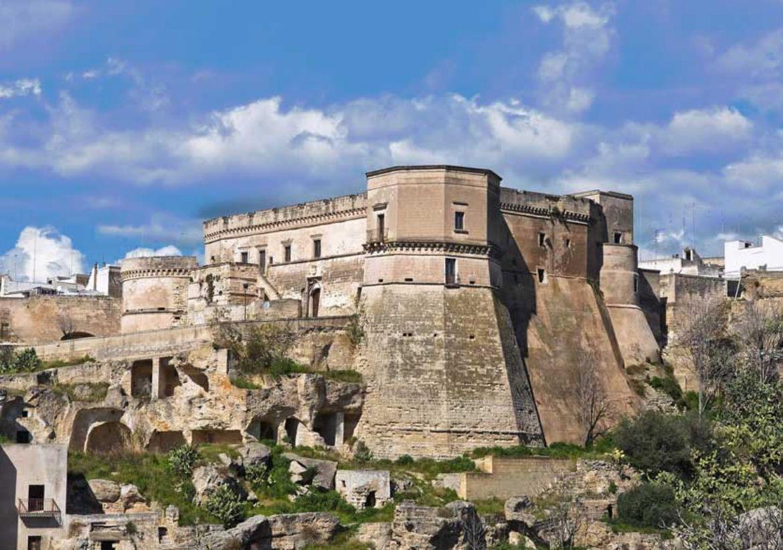 Massafra, il castello e le gravine da vedere