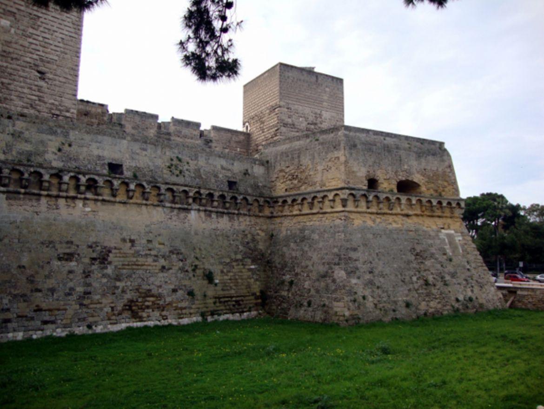 Il Castello Svevo di Bari