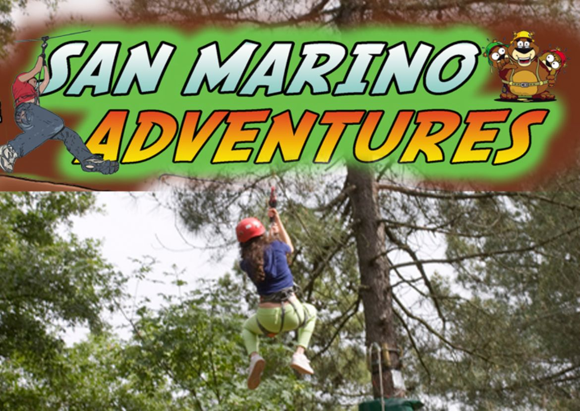 Parco avventura San Marino Adventures - Hotelfree.it