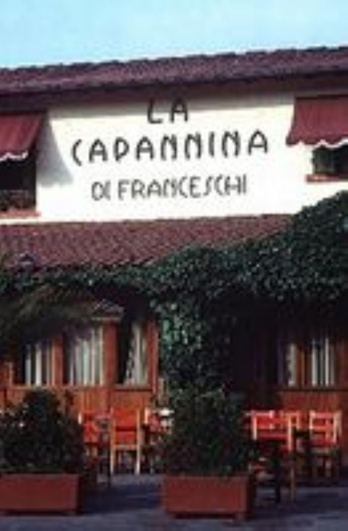 Capannina Di Franceschi - Tra i più famosi locali Italiani