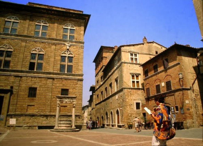 Pienza ed il suo centro storico